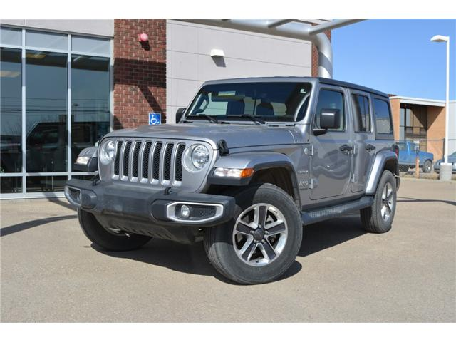 2018 Jeep Wrangler Unlimited Sahara (Stk: 33907241) in Regina - Image 1 of 44