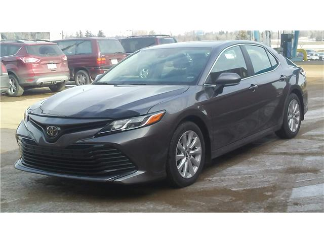 2019 Toyota Camry LE (Stk: 33907985) in Regina - Image 1 of 14