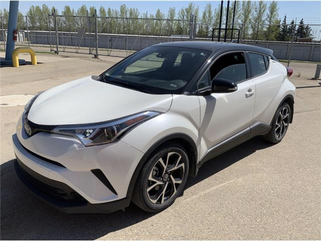 2019 Toyota C-HR Base (Stk: 33908232) in Regina - Image 1 of 22