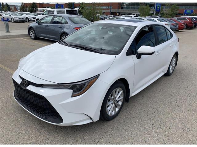 2020 Toyota Corolla LE (Stk: 33908265) in Regina - Image 1 of 22