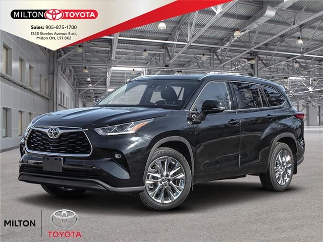 2020 Toyota Highlander Limited (Stk: 020045) in Milton - Image 1 of 10