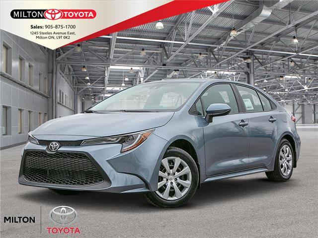2020 Toyota Corolla LE (Stk: 127631) in Milton - Image 1 of 23