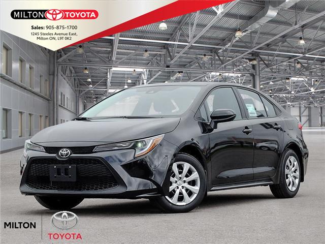 2020 Toyota Corolla LE (Stk: 146496) in Milton - Image 1 of 23