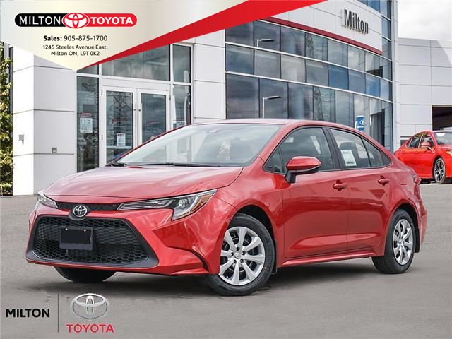 2021 Toyota Corolla LE (Stk: 152539) in Milton - Image 1 of 23
