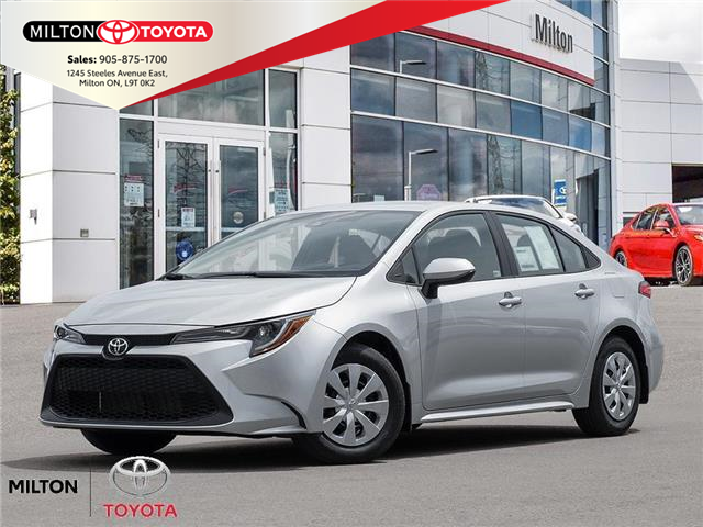 2021 Toyota Corolla LE (Stk: 155265) in Milton - Image 1 of 23