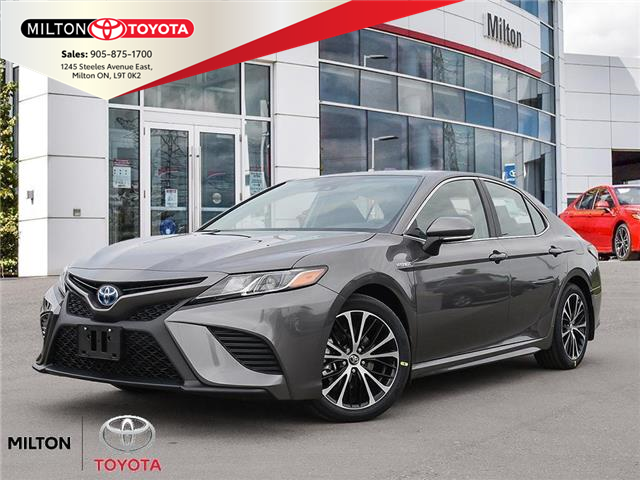 2020 Toyota Camry Hybrid SE (Stk: 523240) in Milton - Image 1 of 23