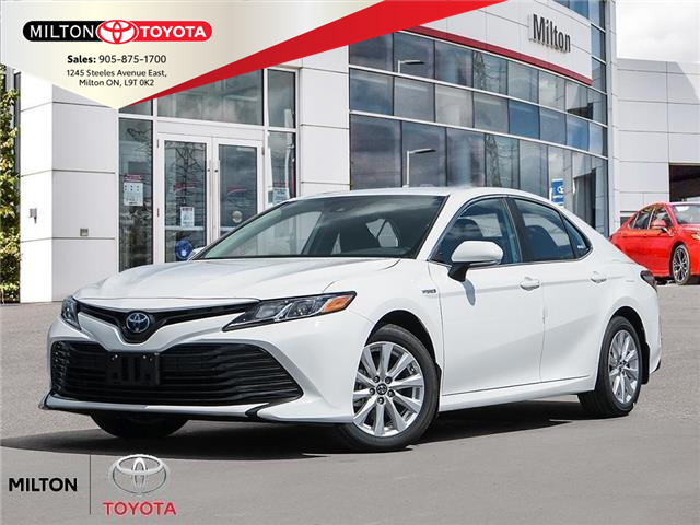 2020 Toyota Camry Hybrid LE (Stk: 539641) in Milton - Image 1 of 23