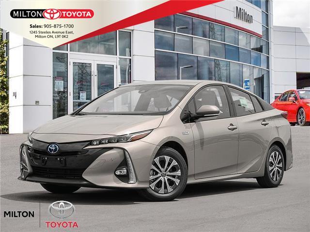 2021 Toyota Prius Prime Upgrade (Stk: 168665) in Milton - Image 1 of 22