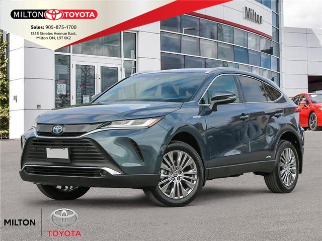 2021 Toyota Venza XLE (Stk: 008806) in Milton - Image 1 of 23