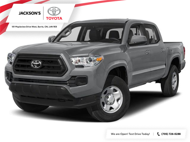 2021 Toyota Tacoma Base (Stk: 19627) in Barrie - Image 1 of 9