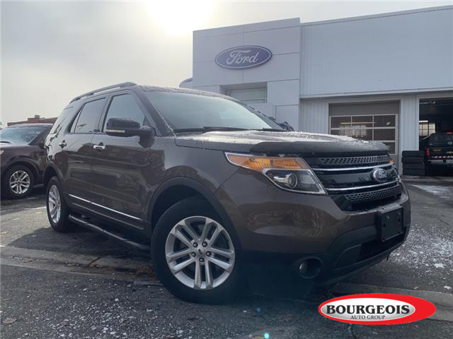 2015 Ford Explorer XLT (Stk: 20175A) in Parry Sound - Image 1 of 18