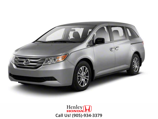 2011 Honda Odyssey BLUETOOTH | HEATED SEATS | REAR CAM (Stk: H19284A) in St. Catharines - Image 1 of 3