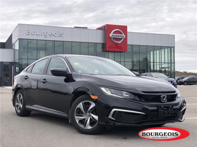 2019 Honda Civic LX (Stk: 20QA33A) in Midland - Image 1 of 3