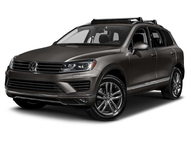 2015 Volkswagen Touareg  (Stk: V0560) in Sault Ste. Marie - Image 1 of 10