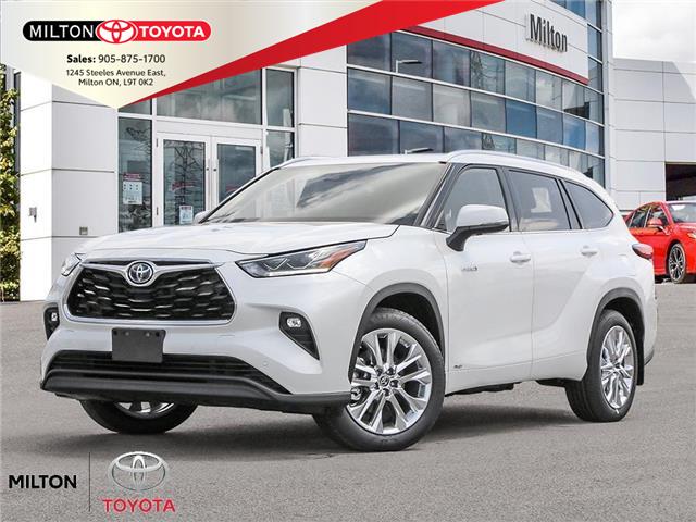 2021 Toyota Highlander Hybrid Limited (Stk: 022820) in Milton - Image 1 of 23