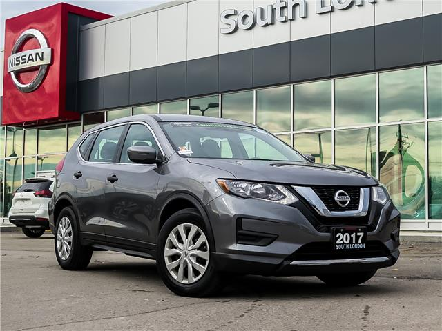 2017 Nissan Rogue S (Stk: 14491) in London - Image 1 of 24