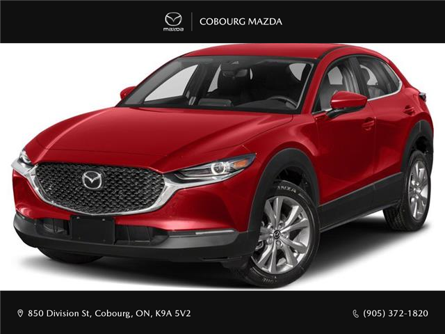 2021 Mazda CX-30 GS (Stk: 21045) in Cobourg - Image 1 of 9