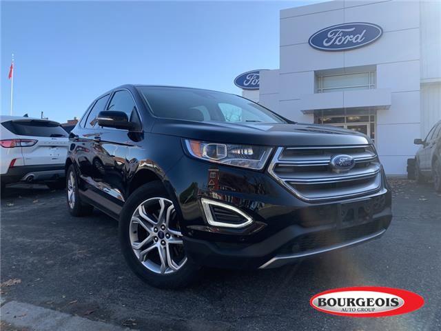 2016 Ford Edge Titanium (Stk: 20213A) in Parry Sound - Image 1 of 19