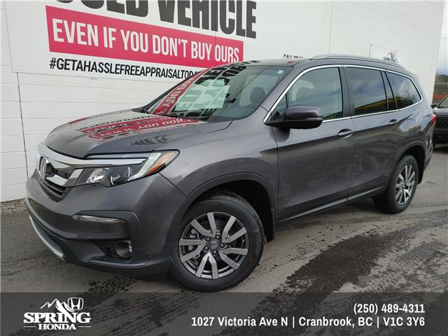 2021 Honda Pilot EX (Stk: H02520) in North Cranbrook - Image 1 of 1
