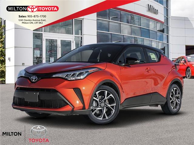 2021 Toyota C-HR XLE Premium (Stk: 098421) in Milton - Image 1 of 23