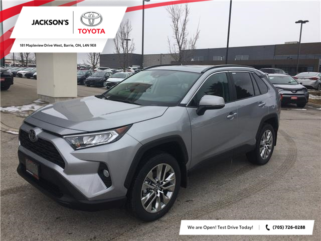 2021 Toyota RAV4 XLE (Stk: 17581) in Barrie - Image 1 of 13