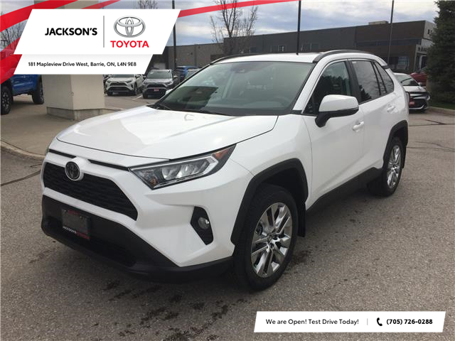 2021 Toyota RAV4 XLE (Stk: 13421) in Barrie - Image 1 of 14