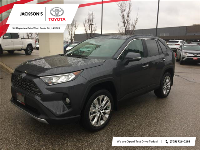 2021 Toyota RAV4 Limited (Stk: 13989) in Barrie - Image 1 of 12