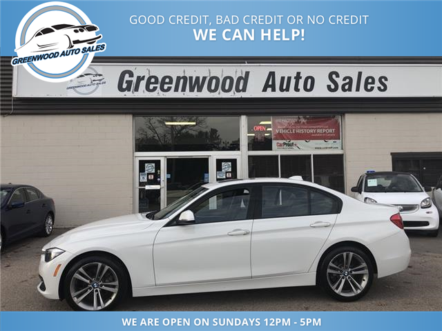 2016 BMW 320i xDrive (Stk: 16-89412) in Greenwood - Image 1 of 23