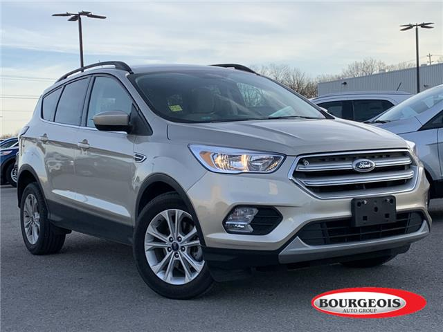 2018 Ford Escape SE (Stk: 20T744A) in Midland - Image 1 of 17
