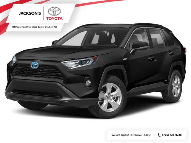 2021 Toyota RAV4 Hybrid XLE (Stk: 15893) in Barrie - Image 1 of 9