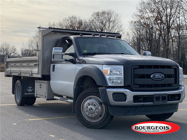 2016 Ford F-550 Chassis XL (Stk: 20T894A) in Midland - Image 1 of 12