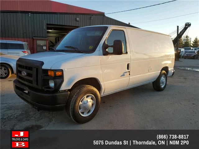 2013 Ford E-350 Super Duty Commercial (Stk: 6466) in Thordale - Image 1 of 7