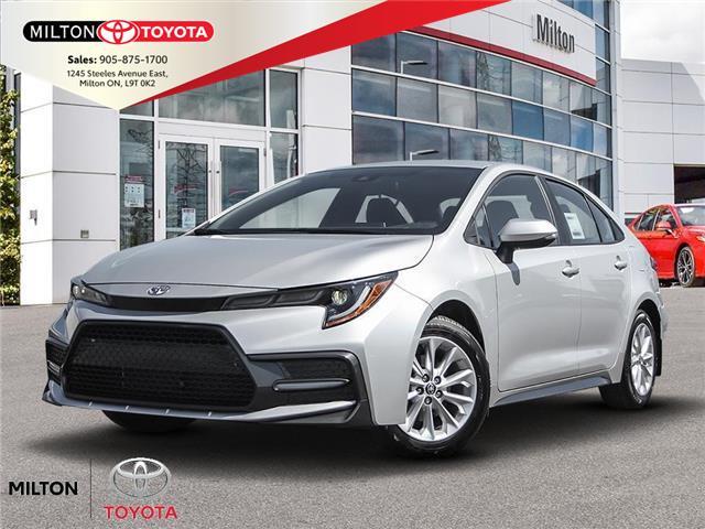 2021 Toyota Corolla SE (Stk: 058143) in Milton - Image 1 of 23