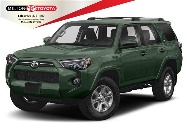 2020 Toyota 4Runner Base (Stk: 837270) in Milton - Image 1 of 9