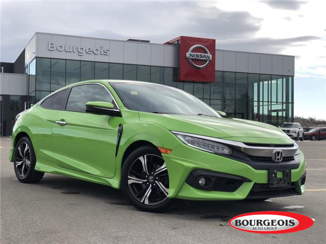 2017 Honda Civic Touring (Stk: 020MA1A) in Midland - Image 1 of 16
