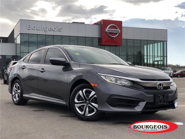 2016 Honda Civic LX (Stk: 20RG145A) in Midland - Image 1 of 14