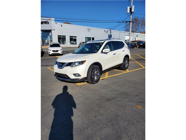 2016 Nissan Rogue SL AWD (Stk: p20-302) in Dartmouth - Image 1 of 16