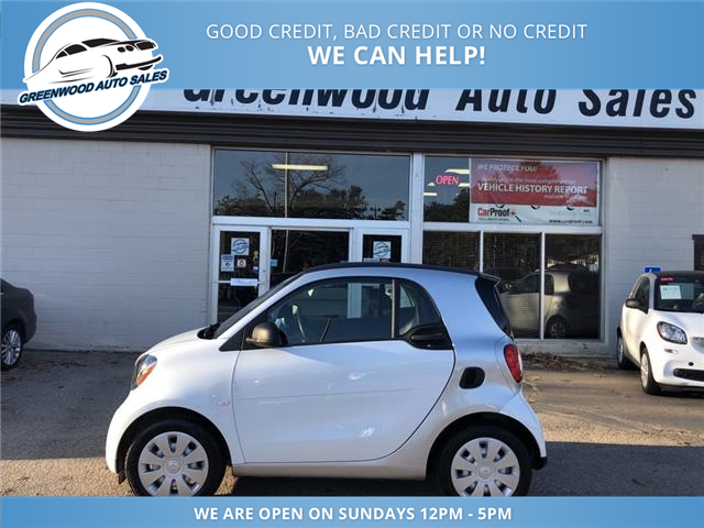 2016 Smart Fortwo Pure (Stk: 16-54029) in Greenwood - Image 1 of 14