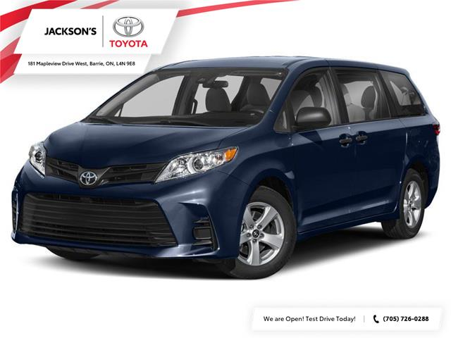 2020 Toyota Sienna LE 8-Passenger (Stk: 752) in Barrie - Image 1 of 9