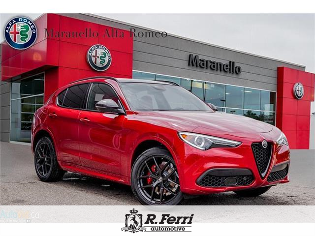 2020 Alfa Romeo Stelvio ti (Stk: 631AR) in Woodbridge - Image 1 of 5