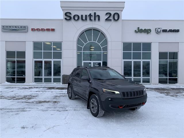 2021 Jeep Cherokee Trailhawk (Stk: 41004) in Humboldt - Image 1 of 22