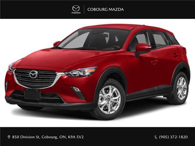 2020 Mazda CX-3 GS (Stk: 20076) in Cobourg - Image 1 of 9