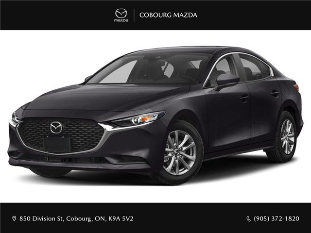 2020 Mazda Mazda3 GS (Stk: 20112) in Cobourg - Image 1 of 9