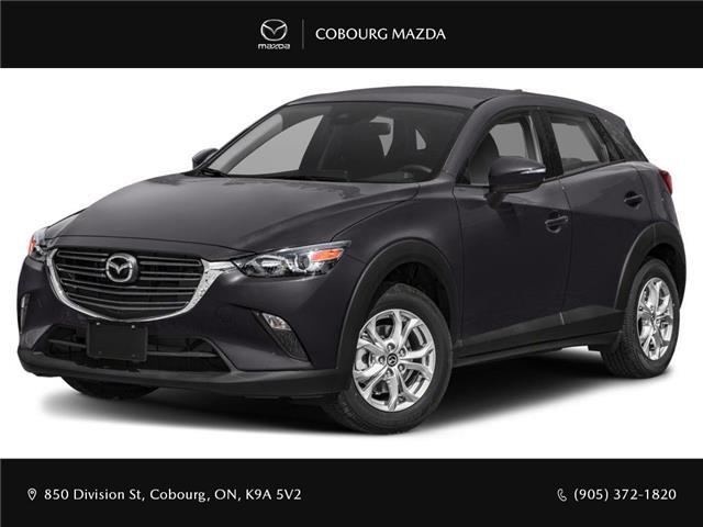 2020 Mazda CX-3 GS (Stk: 20117) in Cobourg - Image 1 of 9