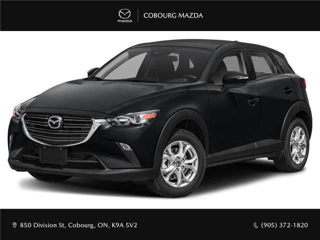 2020 Mazda CX-3 GS (Stk: 20134) in Cobourg - Image 1 of 9