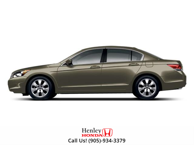 2008 Honda Accord LEATHER (Stk: H19174A) in St. Catharines - Image 1 of 1