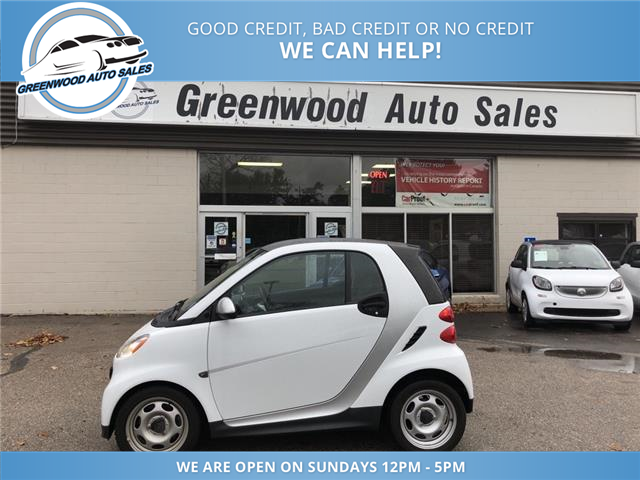 2015 Smart Fortwo Pure (Stk: 15-15023) in Greenwood - Image 1 of 19