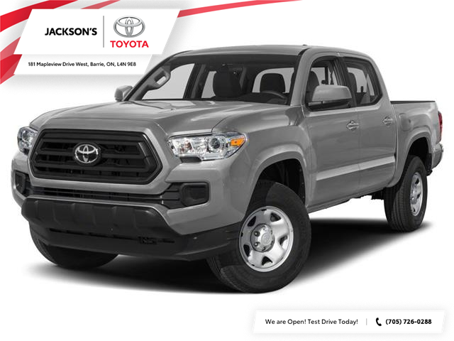 2021 Toyota Tacoma Base (Stk: 19732) in Barrie - Image 1 of 9