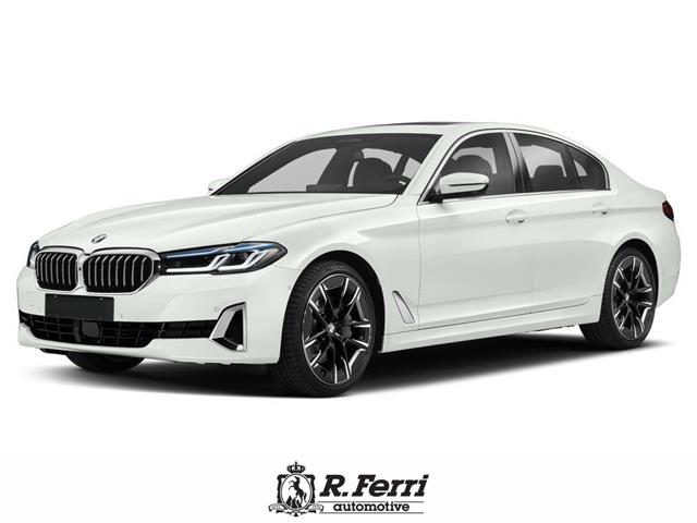 2021 BMW 540i xDrive (Stk: 29762) in Woodbridge - Image 1 of 2