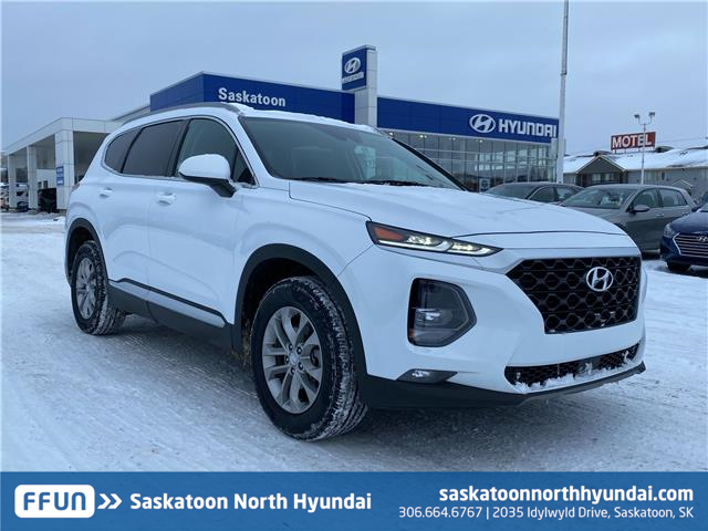 2019 Hyundai Santa Fe ESSENTIAL (Stk: B7815) in Saskatoon - Image 1 of 11